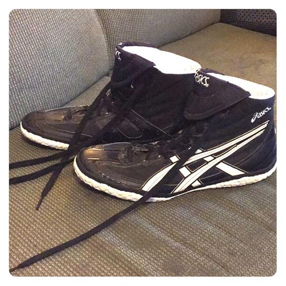 Comienzo Dependencia bueno  Asics Shoes   Mens Wrestling Size 12   Poshmark